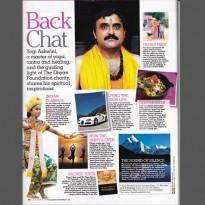 Q&A with Yogi Ashwini